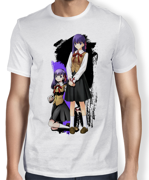 Camisa TN Matou Sakura - Fate/ Stay Night