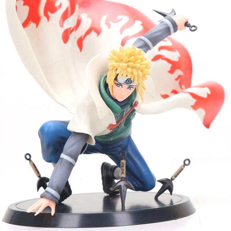 Action Figure Minato Kunais - Naruto