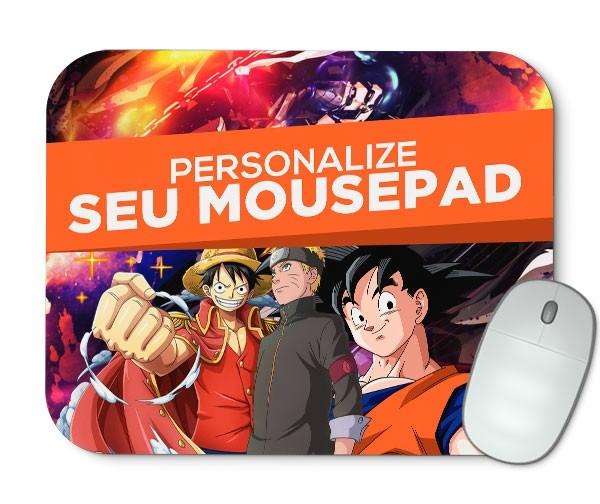 Mouse Pad - Personalize o Seu