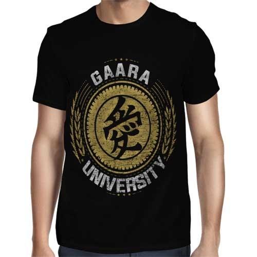 Camisa FULL Gaara University - Só Frente - Naruto