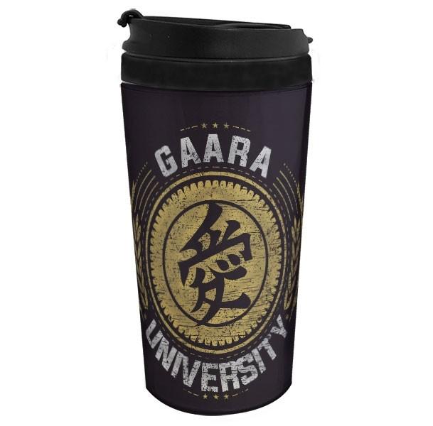 Copo Térmico Gaara University - Naruto