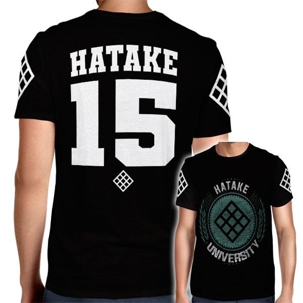 Camisa Full PRINT Hatake University - Hatake Kakashi - Naruto