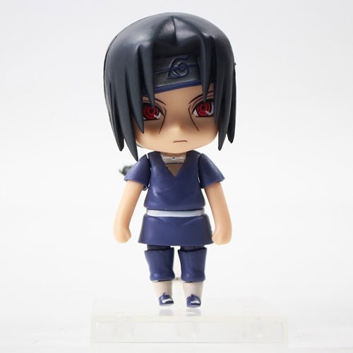 Action Figure Mini - Mangekyou Itachi - Naruto