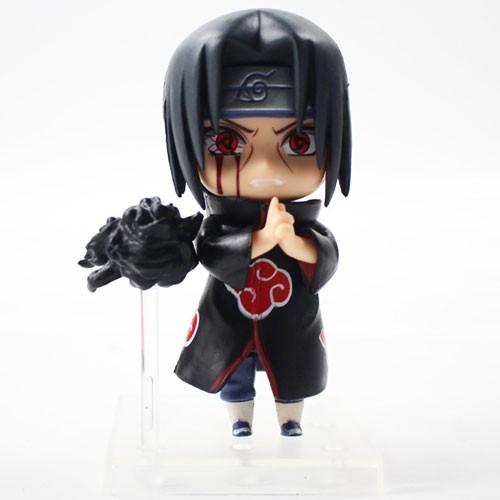Action Figure Mini - Sharingan Itachi - Naruto