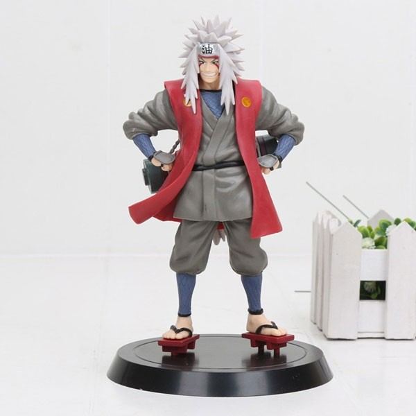 Action Figure Jiraiya - Naruto