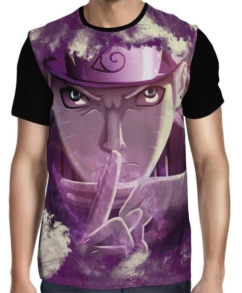 Camisa FULL Jutsu - Naruto