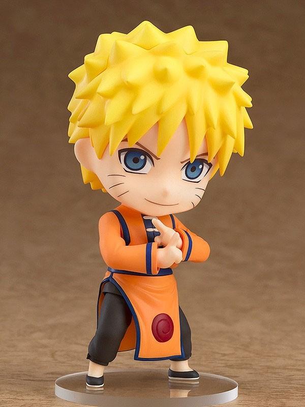 Action Figure Nendoroid - Naruto Uzumaki - Modelo 2