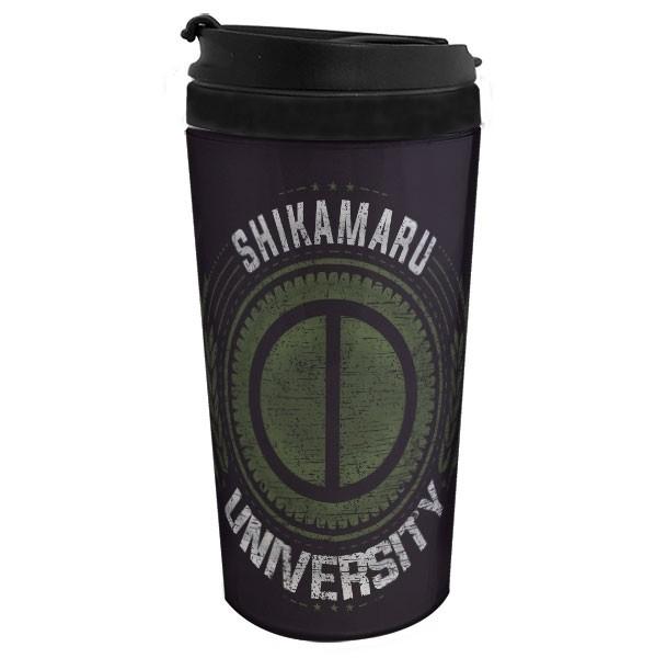 Copo Térmico Shikamaru University - Naruto