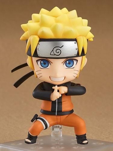 Action Figure Nendoroid - Naruto Uzumaki