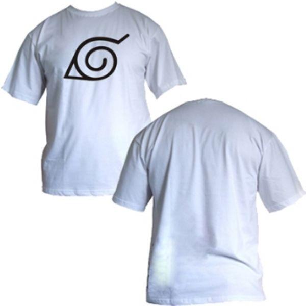 Camisa Naruto - Konoha - Modelo 01