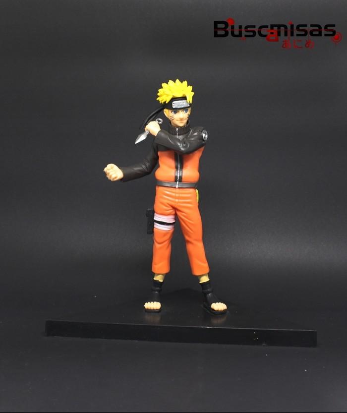 Action Figure Naruto Guerra Ninja