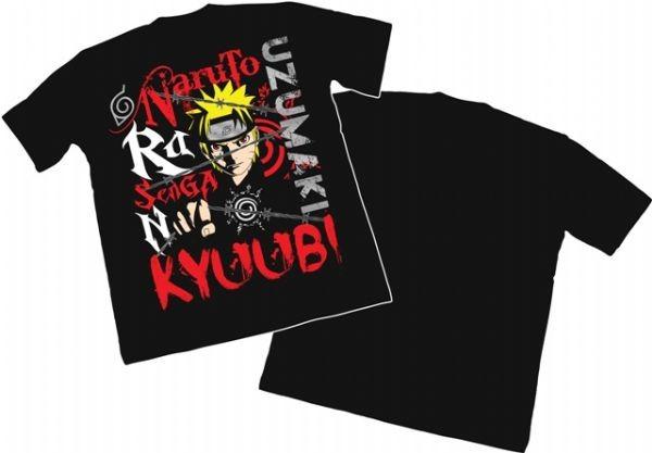 Camisa Naruto - Naruto Rasengan - Modelo 04