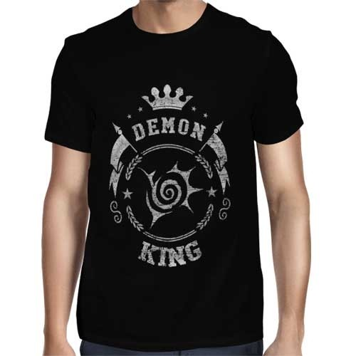 Camisa Full Demon King Meliodas - Só Frente - Nanatsu no Taizai
