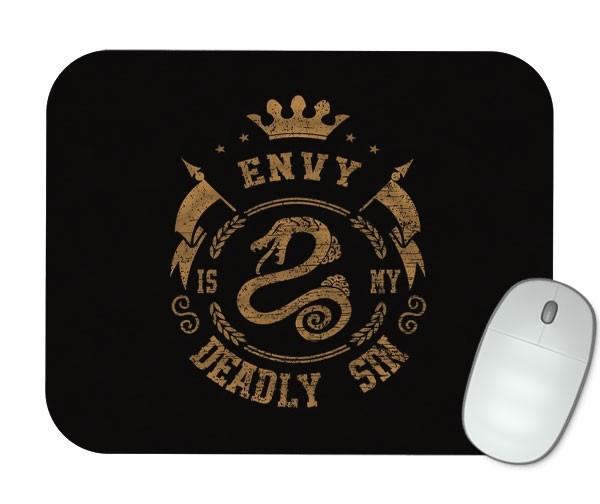 Mouse Pad - Envy - Inveja - Diane - Nanatsu No Taizai