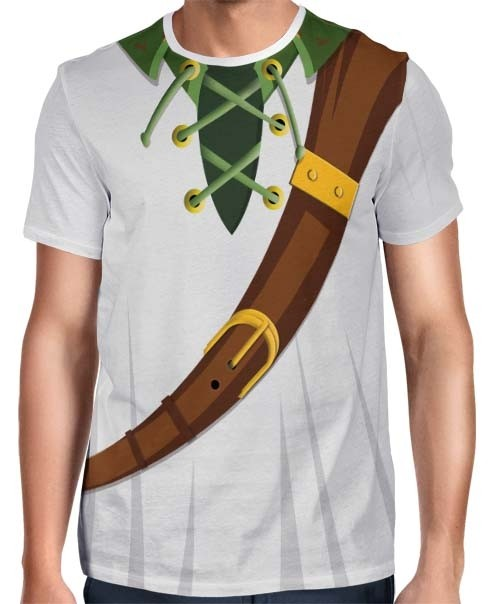 Camisa Full Print Uniforme Meliodas Boar Hat Season 2 - Nanatsu no Taizai