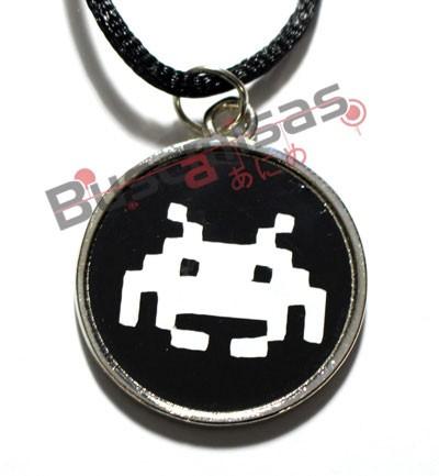 NRD-09- Medalha Space Invaders