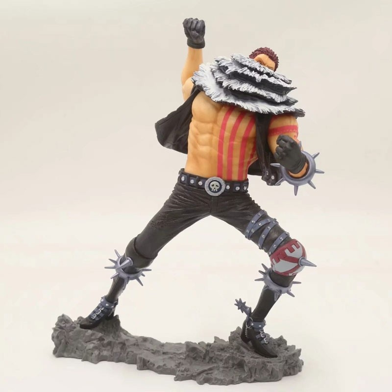 Action Figure Charlotte Katakuri - Modelo 2 - One Piece