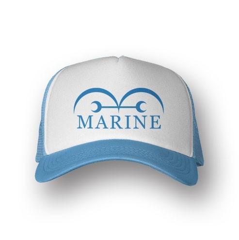 Comprar Boné Trucker Marine - One Piece 6911cfc9663