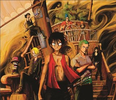 Mouse Pad - Tripulação - One Piece
