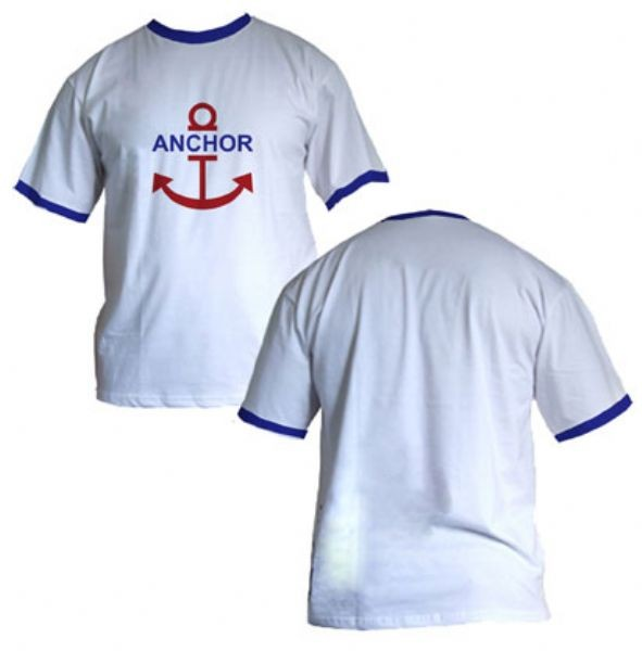 Camisa One Piece - OP Luffy Anchor - Modelo 01