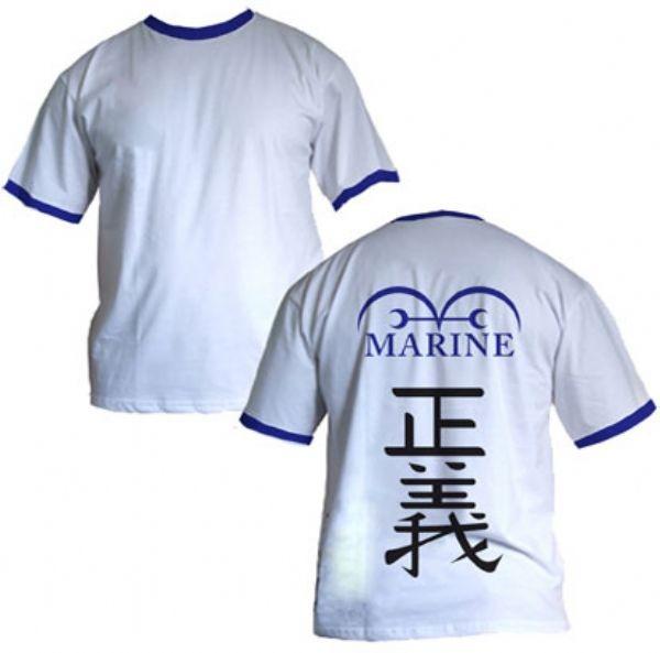 Camisa One Piece - OP Marine