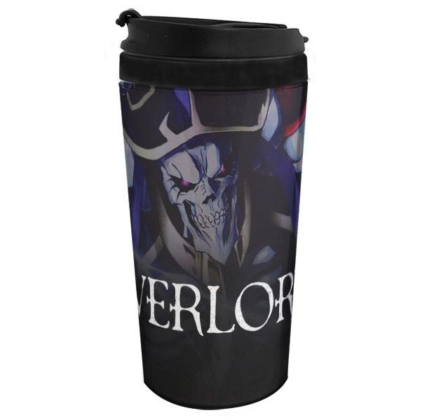 Copo Térmico Overlord Logo