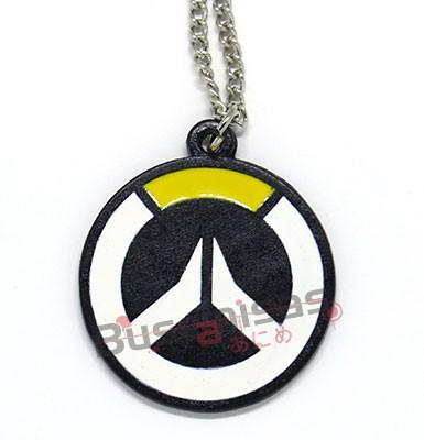 OW-01 - Colar Medalha Overwatch