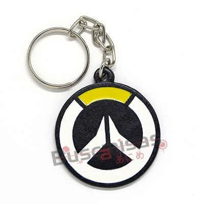 OW-01(CH) - Chaveiro Medalha Overwatch