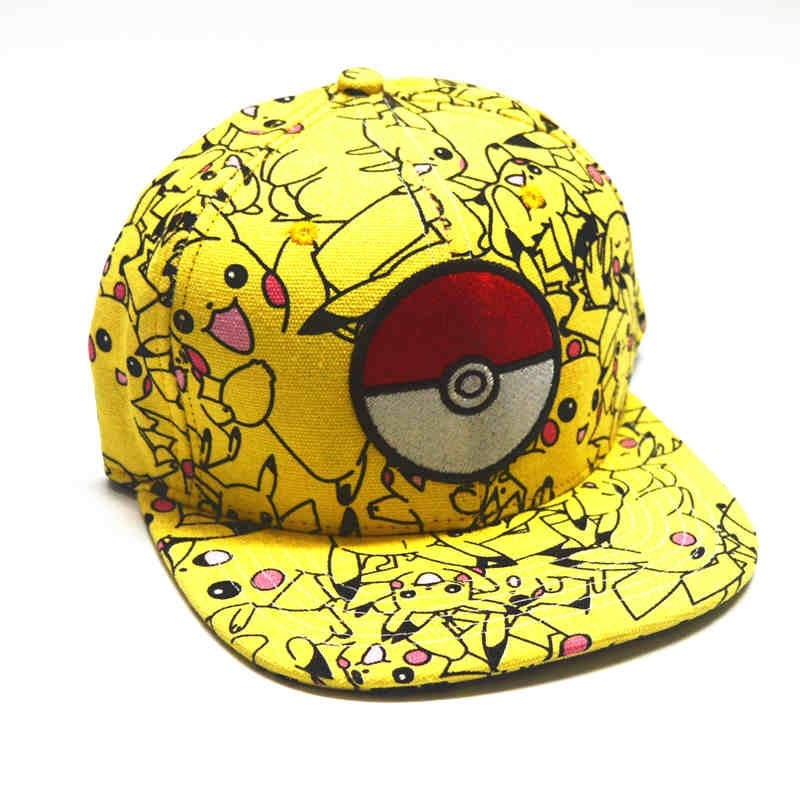 Boné Trucker Premium Pikachu - Pokemon