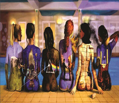 Mouse Pad - Pink Floyd
