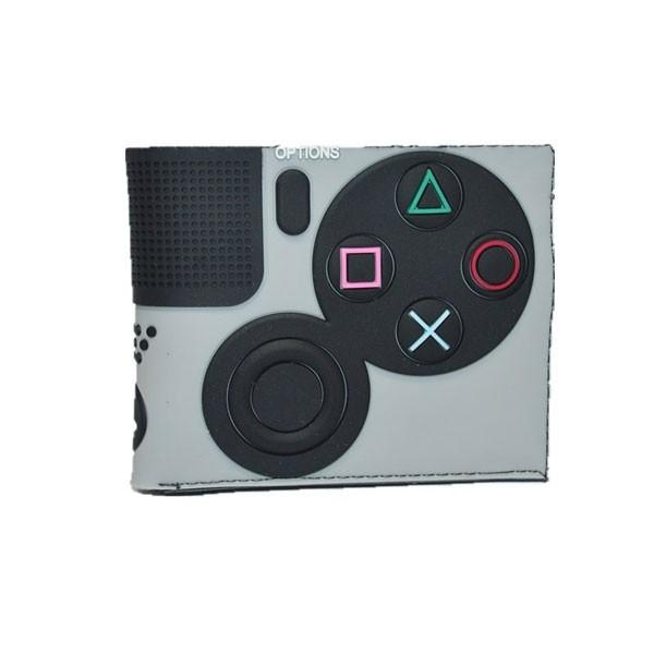 Carteira Premium Controle Playstation 4 - Cinza