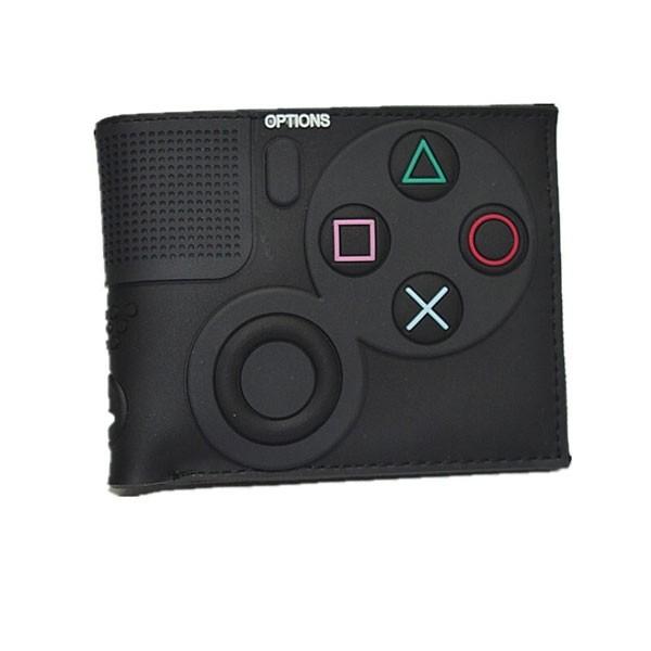 Carteira Premium Controle Playstation 4 - Preta