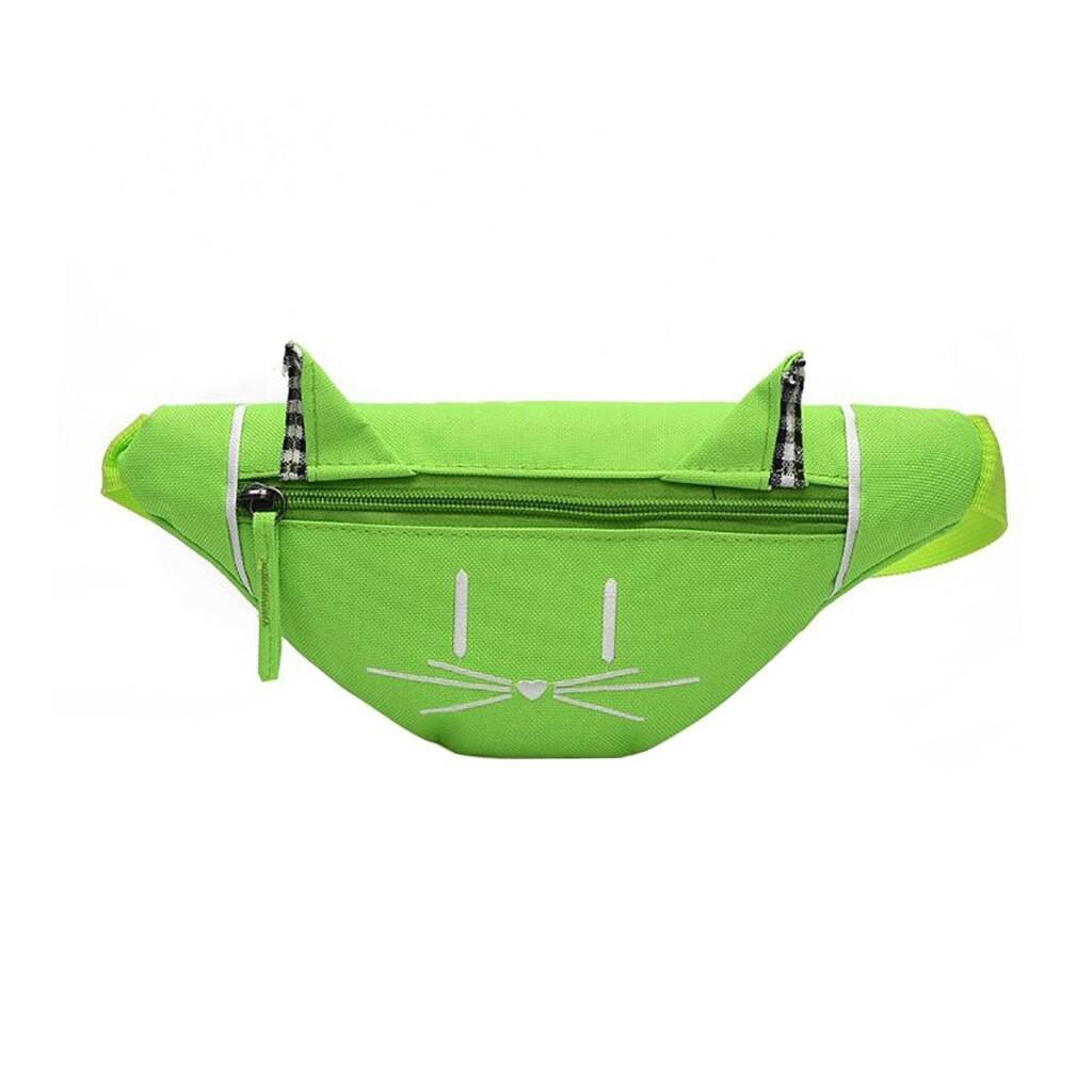 Pochete Gatinho - Verde