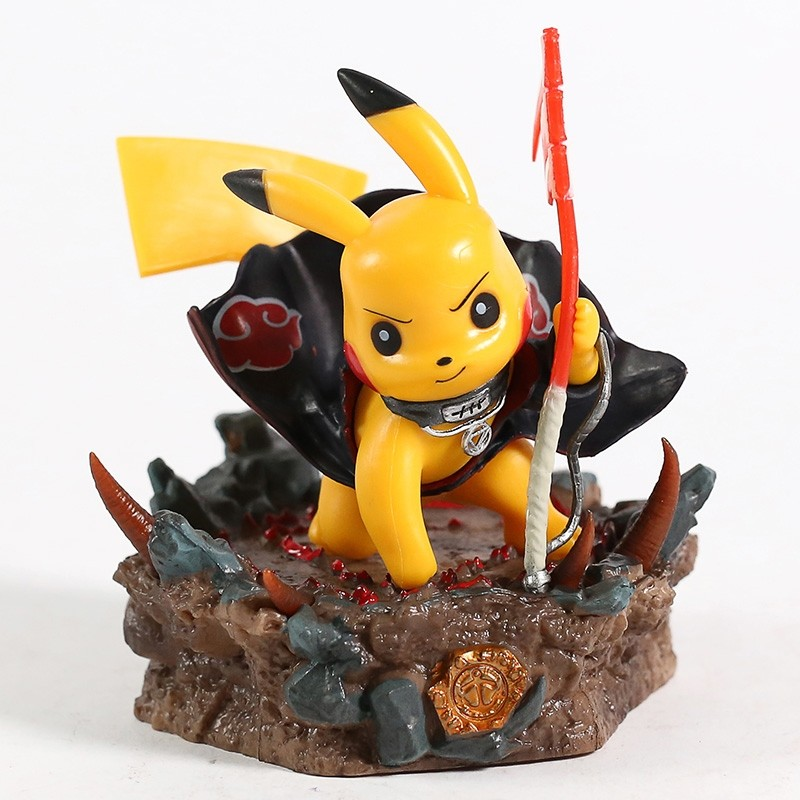 Action Figure Pikachu Hidan - Pokemon