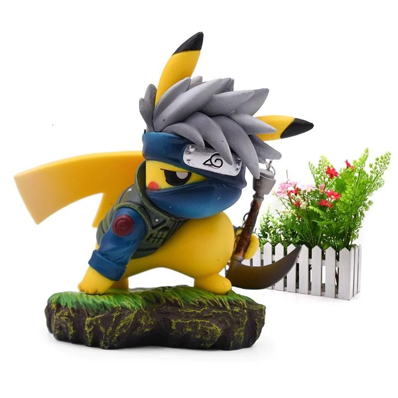 Action Figure Pikachu Kakashi - Pokemon
