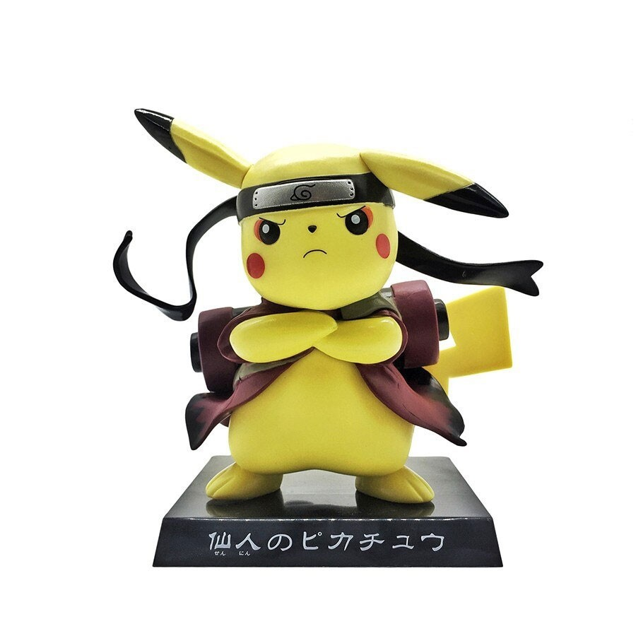 Action Figure Pikachu Naruto - Pokemon