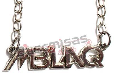 KPOP-06 - Colar MBLAQ - K-Pop