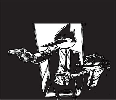 Mouse Pad - Pulp Fiction - Apenas Um Show