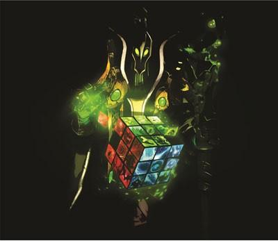 Mouse Pad - Rubick Dota 2