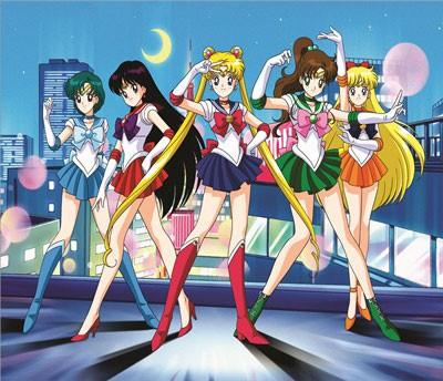 Mouse Pad - Sailors Pose - Sailor Moon