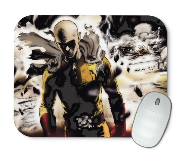 Mouse Pad - Saitama - One Punch Man