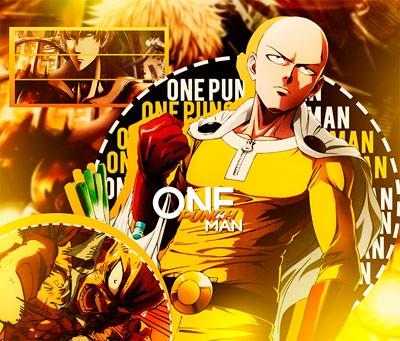 Mouse Pad - TN Saitama - One Punch Man