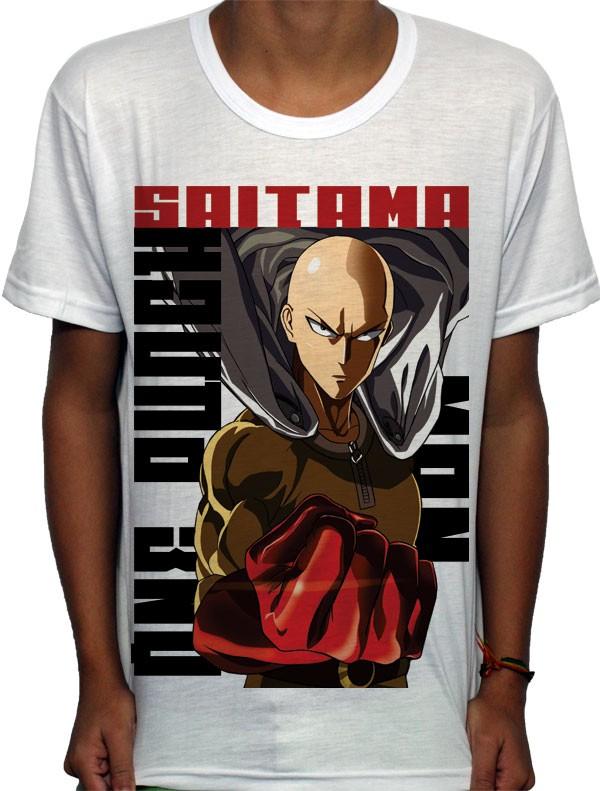 Camisa SB - Saitama - One Punch Man