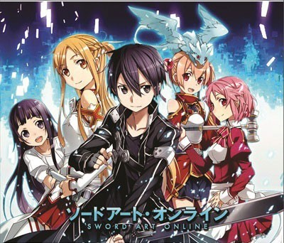 Mouse Pad - SAO 1 - Sword Art Online