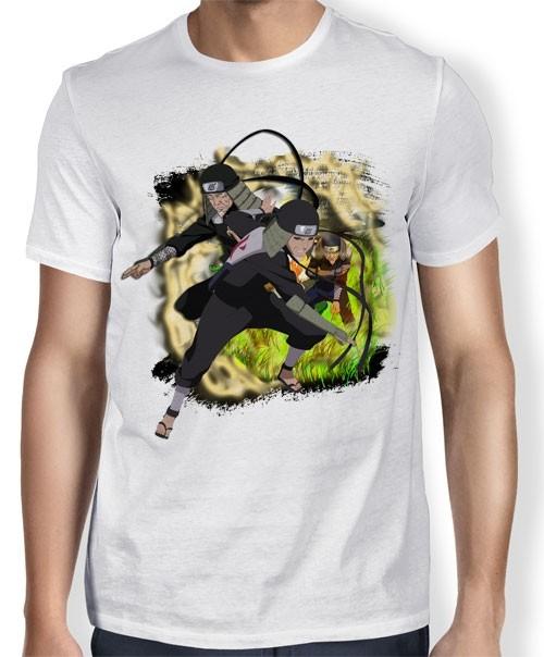 Camisa TN Hiruzen Sarutobi - Naruto