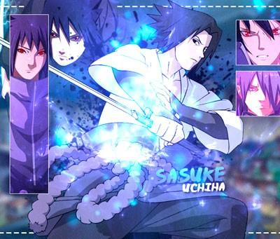 Mouse Pad - TN Uchiha Sasuke