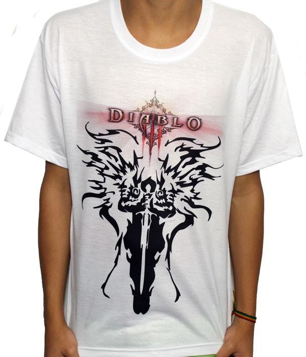 Camisa SB Diablo 3