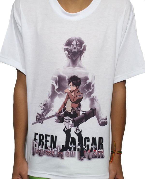 Camisa SB Eren - Attack on Titan
