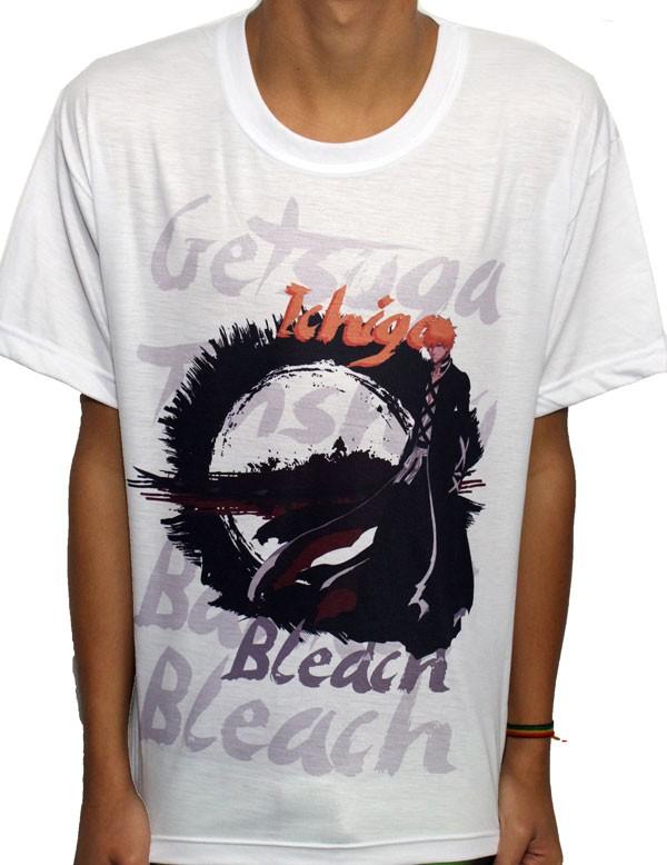 Camisa SB Bleach - Ichigo Getsuga