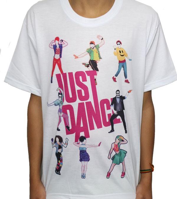 Camisa SB Just Dance - Just Dance